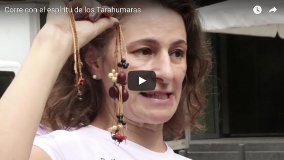 Corre con el espíritu de los Tarahumaras