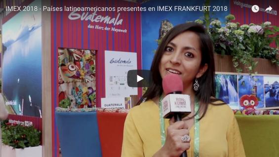 IMEX 2018 – Países latinoamericanos presentes en IMEX FRANKFURT 2018