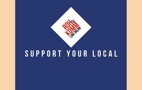 Support Your Local – Latinas Pilchas