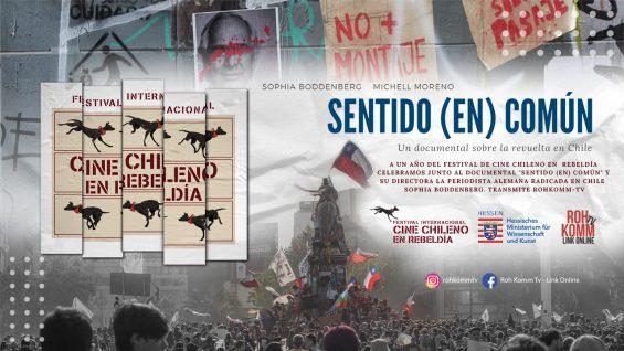 Aniversario Festival Cine Chileno en Rebeldía