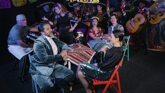 """Estreno Online – Un musical Latinoamericano<br>""""El Chabacano"""""""